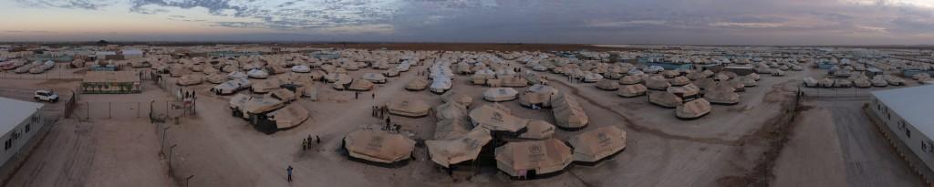Foto di UNHCR Campo profughi di Za'atari (Giordania)