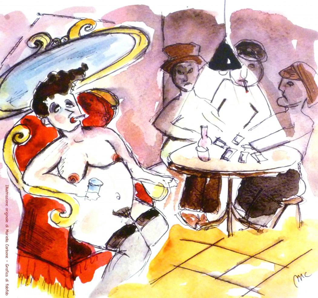 Illustrazione di Mariella Carbone