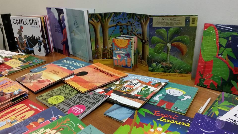 I libri di Tolbà alla biblioteca Gianni Rodari di Corciano