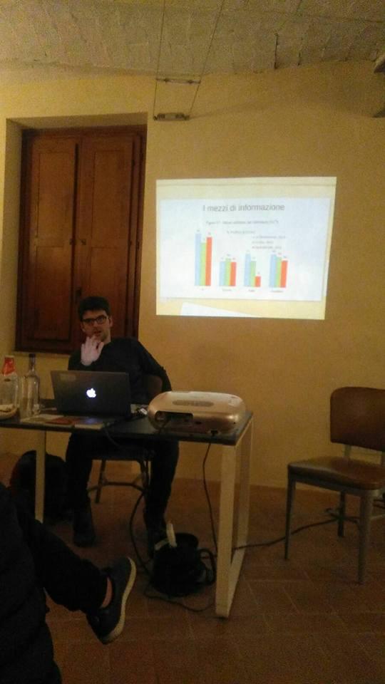 """Duccio Facchini presenta """"Troll's Inc."""" a San Matteo degli Armeni"""