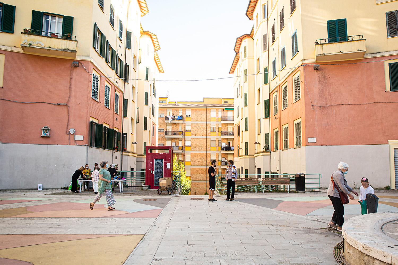 Piazza Birago